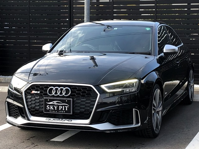 RS3セダン